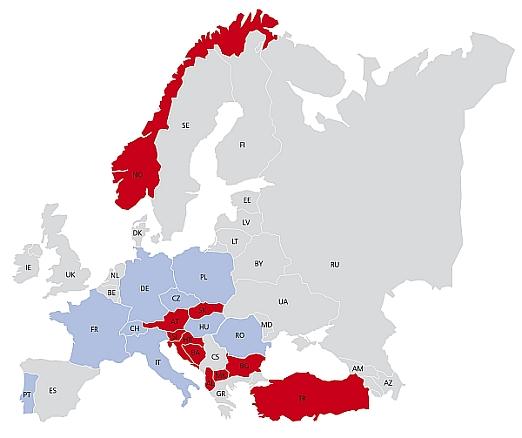 Schneekettenmitführpflicht Länder
